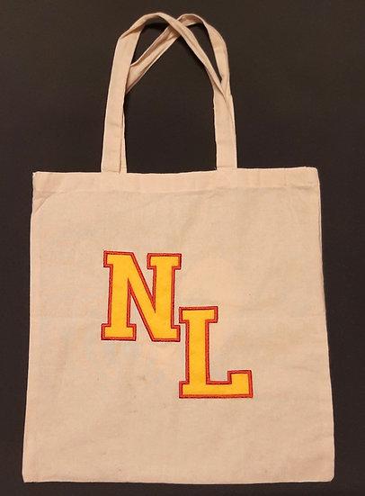 Personalised Initial Tote Shopper Bag