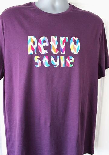Adults Retro Style Tee