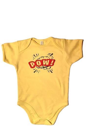 Baby POW! Body Suit