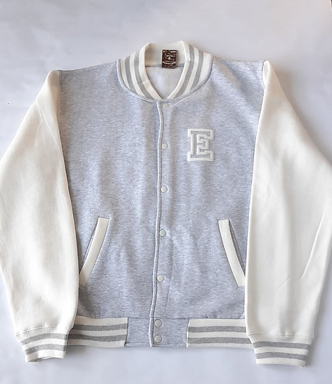 Personalised Adults Initial Varsity Jacket