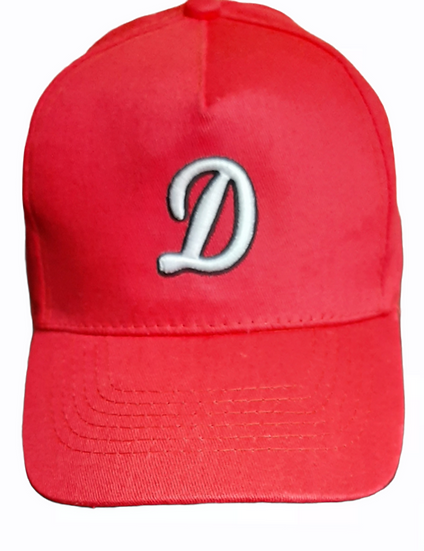 Personalised Kids 3D Puff Embroidered Cap