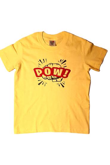 Kids POW! Tee