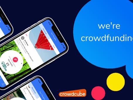 We're crowdfunding!