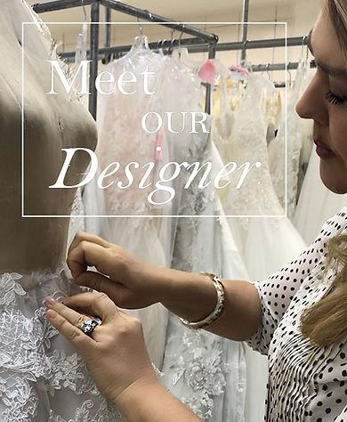 Roz la Kelin Bridal Designer, Wedding Dress Designer