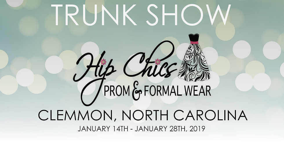 HIP CHICS TRUNK SHOW - CLEMMON, NC