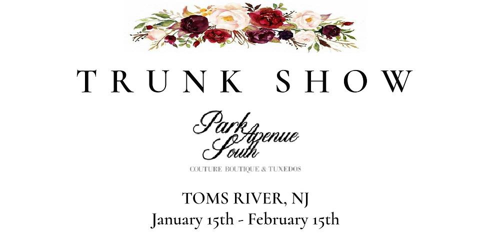 PARK AVENUE SOUTH BOUTIQUE TRUNK SHOW - TOMS RIVER, NJ