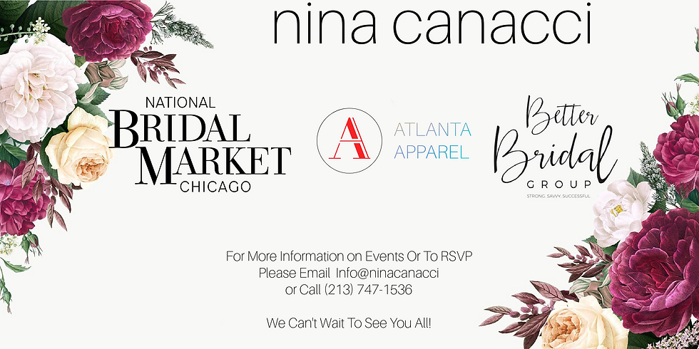 Atlanta Apparel, Chicago National Bridal Market, BBG