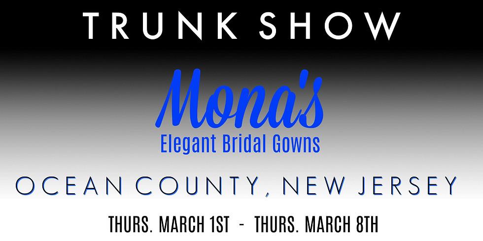 Mona's Trunk Show - BRICK, NJ