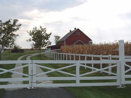 Farmers Road farm