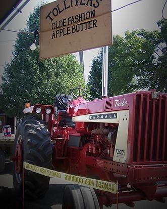 Tolliver Farm Tractor