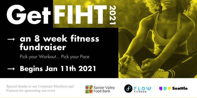 Get FIHT 2021 - a fitness fundraiser