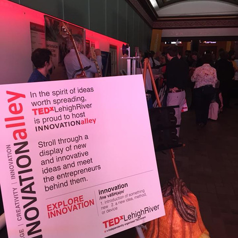 Welcome to Innovation Alley
