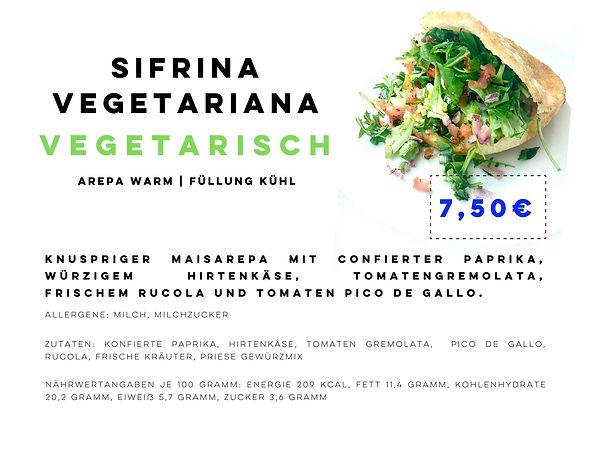 Sifrina Vegetariana
