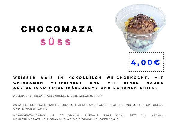 Chocomaza