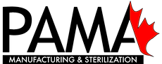 Pama manufacturing and stérilization