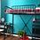 Thumbnail: (包運費) 工業風 白色 黑鐵架 高架床 (需要自己組裝)(約7至10日送到)