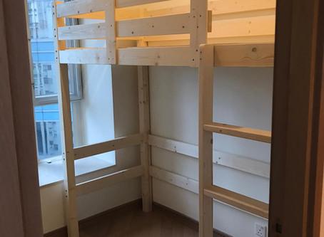 升級版的高架床SWB007