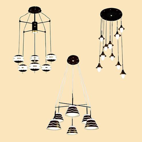 (包送貨)鐵藝風格 簡約風格 餐桌吊燈 餐廳客廳燈 (約5-7天送到)