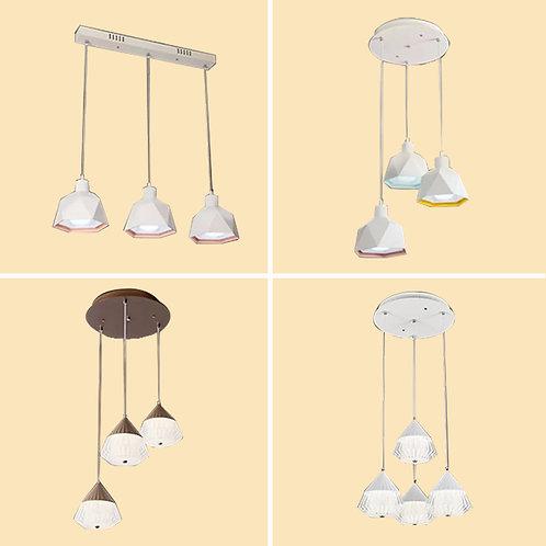 (包送貨)現代簡約風格 餐桌燈具 餐廳客廳燈 (約5-7天送到)