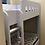 Thumbnail: (包送貨) 掛梯雙層床 連三櫃桶 子母床 組合床 可加床邊 尺寸可訂做 (可加錢安排師傅安裝)(約16至18日送到)
