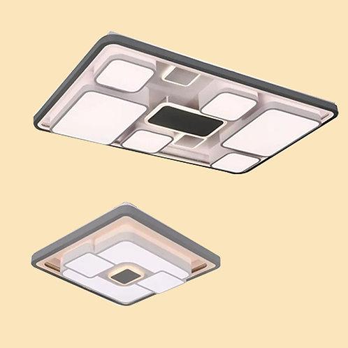 (包送貨)LED三色調光 時尚風格 天花燈 客廳臥室房間燈 (約5-7天送到)
