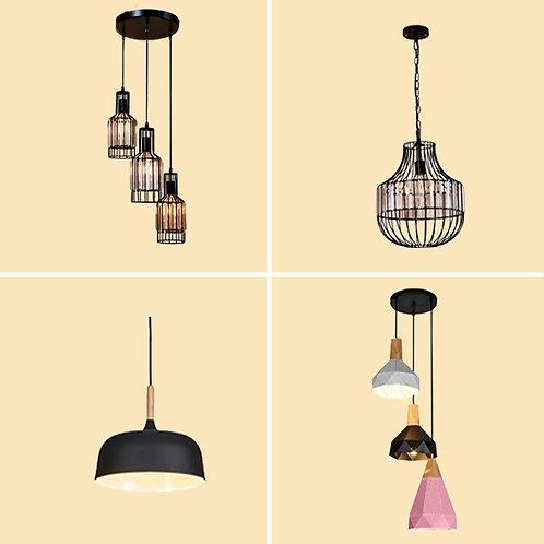 (包送貨)現代簡約風格   餐桌燈具 餐吊燈 餐廳客廳燈 (約5-7天送到)