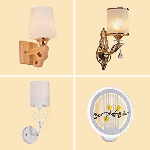 (包送貨) 壁燈系列 臥室床頭燈 戶外過道燈(約5-7天送到)