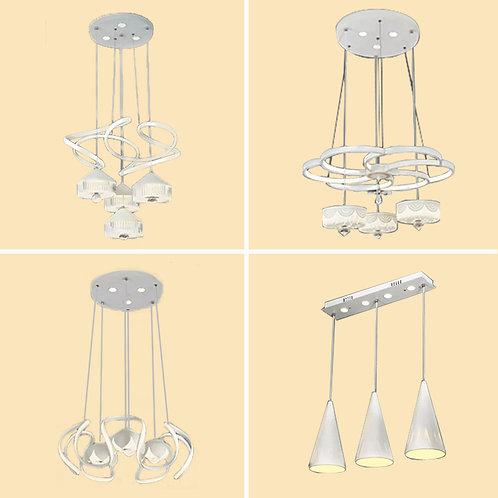 (包送貨)LED燈 現代簡約風格 餐桌燈具 餐吊燈 餐廳客廳燈 (約5-7天送到)