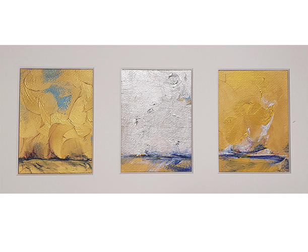 Wealth X Triptych