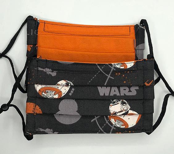 Star Wars - orange