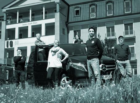 Erfolgreiche Wirtschaftsansiedlung in Murnau