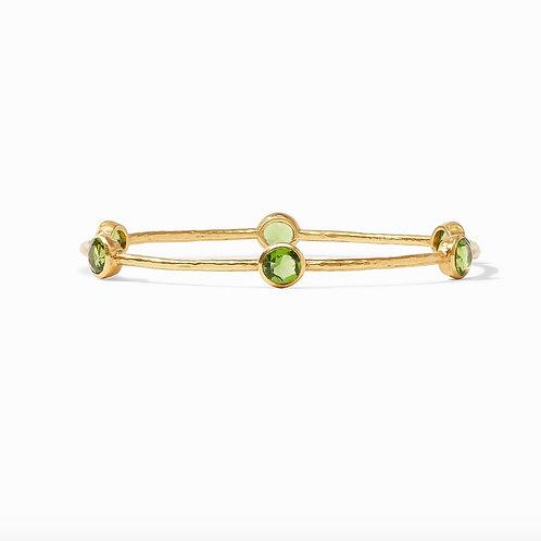 Jade Gold Bangle