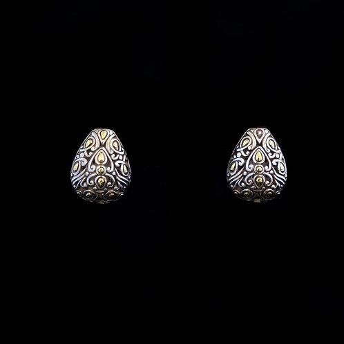 Pear Shape John Hardy Earrings