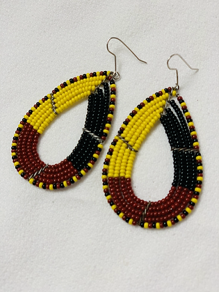 Uganda Earrings