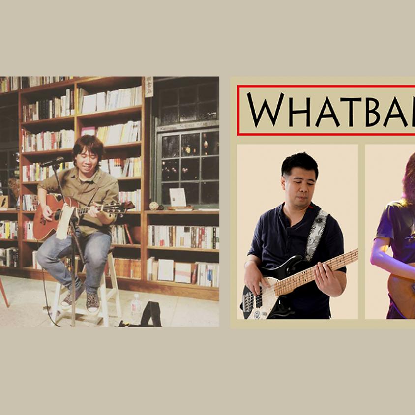 Hiroshi feat. Cynthia :真摯感 / Whatbands mini show