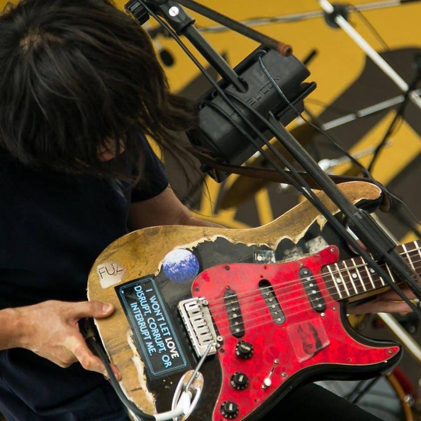 禮拜二晚上的吉他印象畫 - Robin人友 (1)