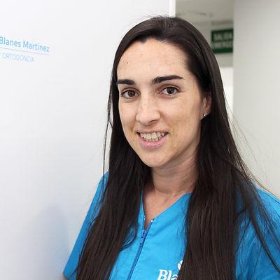 Doctora Teresa Blanes Martínez odontóloga
