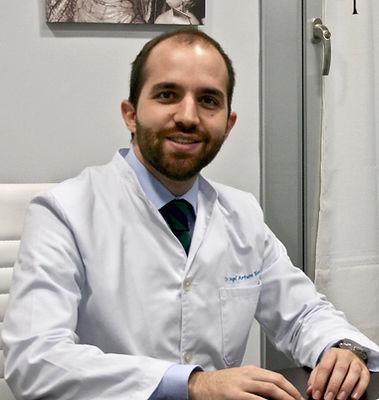 Doctor Ángel Arturo Blanes
