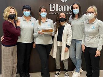 Noviembre en la Clínica Blanes