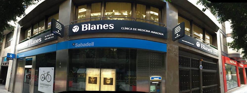 Clínica Blanes Valencia Ginecología