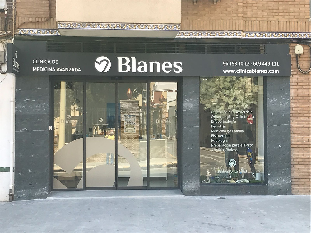 Clínica Blanes Manises