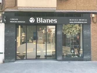 Clínica Blanes Manises cumple 35 años