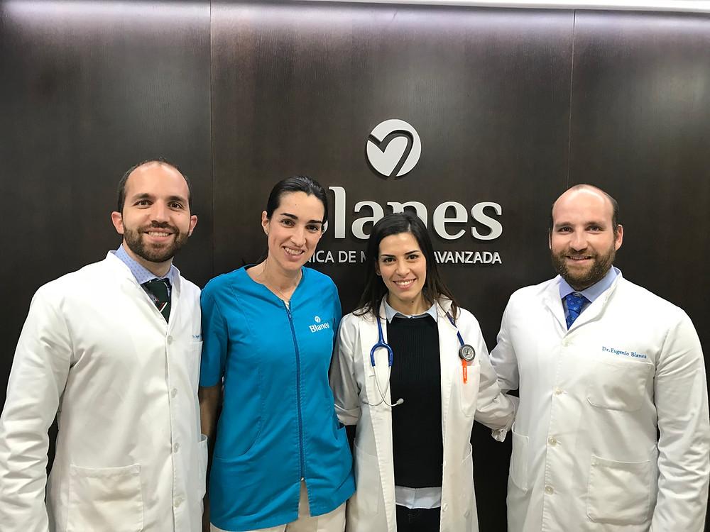 pediatría Clínica Blanes