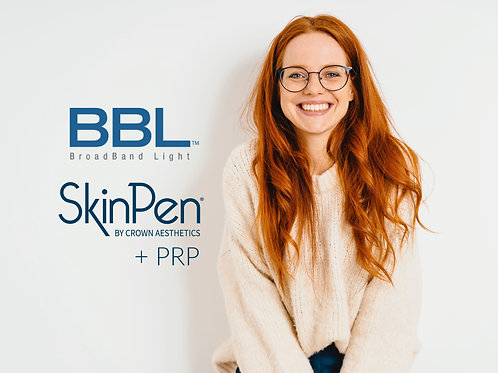 BBL + Skin Pen with PRP