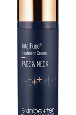 Face & Neck - Interfuse Treatment Cream