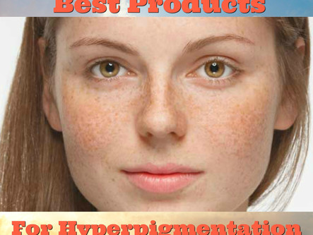 Even Up: Products for Pigment Issues