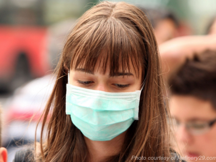 Mask Life: Humid Skin and Zits