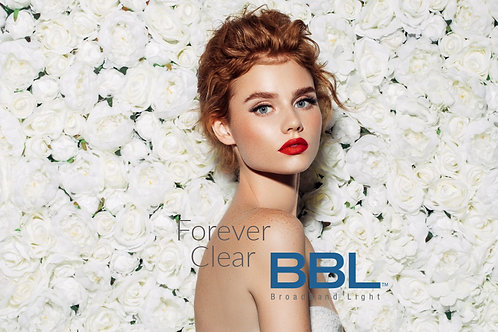 BBL Clear (Pkg of 3)