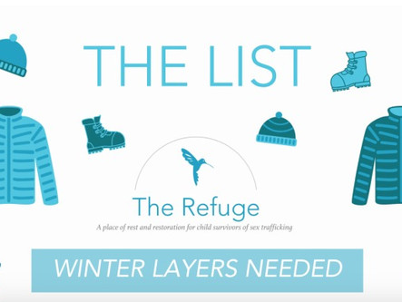 """""""The List"""": (Hint) It's Not the Naughty or Nice List! Helping Out with a Fave Non-Prof"""