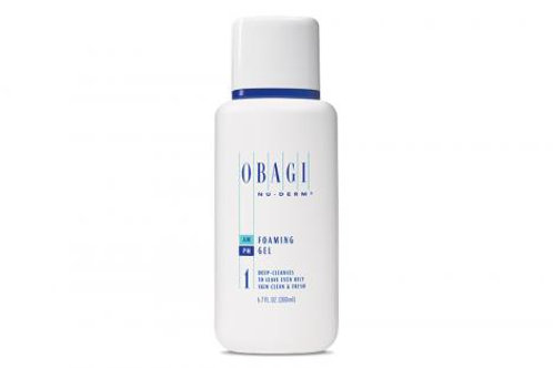 Foaming Gel + Toner 50% Off